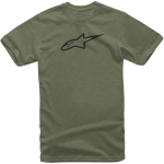 Alpinestars Ageless II T-Shirt Olive Heather-Black 2021