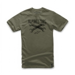 Alpinestars Ratchet T-Shirt Military Green