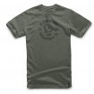 Alpinestars Winged T-Shirt Military Green