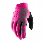 100% Brisker Women's Handschuhe Neon Pink-Black Thermo-Handschuhe Ladies 2019