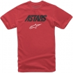 Alpinestars Angel Combo T-Shirt Red 2021