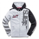 Alpinestars Fan Club Zip-Hoody Grey-Black