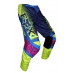 Fox Racing 180 Imperial Hose Blue-Yellow 2015 SALE