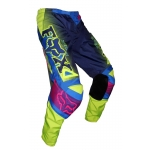 Fox Racing 180 Imperial Pants Blue-Yellow US 28 - D 44 # SALE
