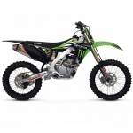 Pro Circuit Team Monster Energy Graphics Kits Kawasaki 2014