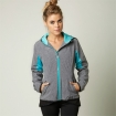 Fox Racing Zip-Jacket Ladies Active Vanish Fall 2015