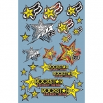 Fox Racing Rockstar Sticker Kit