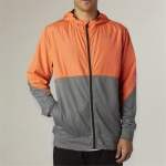 Fox Racing Active Zip-Jacket Final Heather Graphite L # SALE