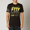 Fox Racing T-Shirt Escaped Black Fall 2015