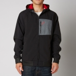 Fox Racing Jacke Patrol Black # SALE