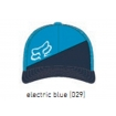 Fox Racing Snapback Hat Booster Electric Blue Fall 2015 SALE