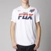 Fox Racing T-Shirt Team Fox White Fall 2015