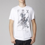 Fox Racing T-Shirt Dirt Dogger White # SALE