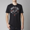 Fox Racing T-Shirt Clockspeed Black Fall 2015 SALE