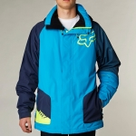 Fox Racing Jacke Race Electric Blue # SALE