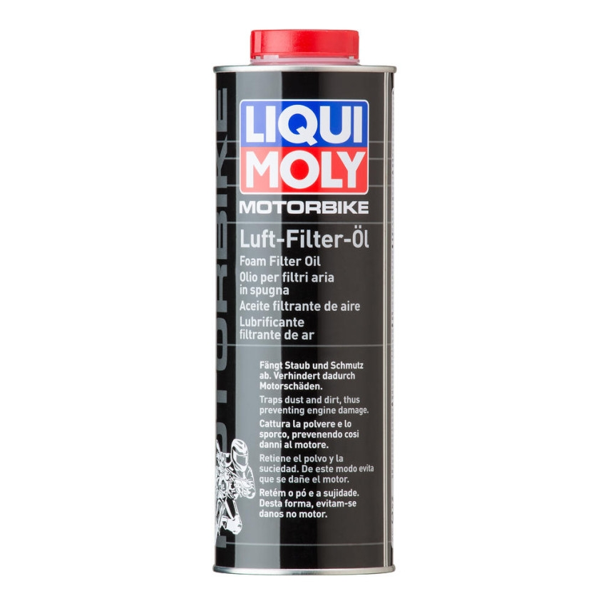 liqui moly motorbike luft filter l 500ml luftfilter le reiniger motocross shop. Black Bedroom Furniture Sets. Home Design Ideas