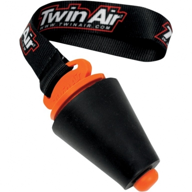 Twin Air Exhaust Plug Large 4-Stroke with Strap
