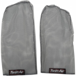 Twin Air Radiator Sleeves Kawasaki