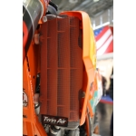 Twin Air Radiator Sleeves Honda