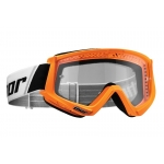 Thor Combat Goggle Flo Orange-Black