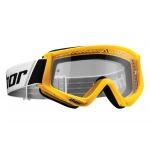 Thor Combat Goggle Yellow-Black