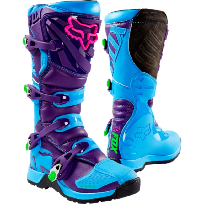 Fox Racing Comp 5 Stiefel Vicious Special Edition 2016 # SALE