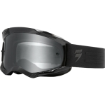 Shift Racing Whit3 Label Goggle Black-White 2019