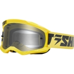 Shift Racing Whit3 Label Goggle Yellow-Navy 2019