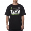 Fox Racing Paddock T-Shirt Monster Energy Pro Circuit Collaboration # SALE