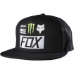 Fox Racing Union Snapback Hat Monster Energy Pro Circuit Collaboration 2016
