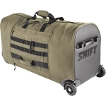 Shift MX Roller Bag Gear Bag Fatigue Green