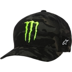 Alpinestars Flexfit Hat Multicamo Black Monster MX Collection