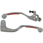Moose Racing Competition Lever Set Honda CRF 250R/450R 07-15 red