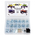 Bolt Motorcycle Hardware ATV Pro Pack 225-pcs.