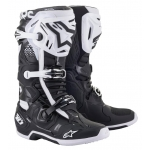 Alpinestars Tech 10 Boots Black-White 2021