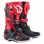 Alpinestars Tech 10 Boots Red-Black 2021