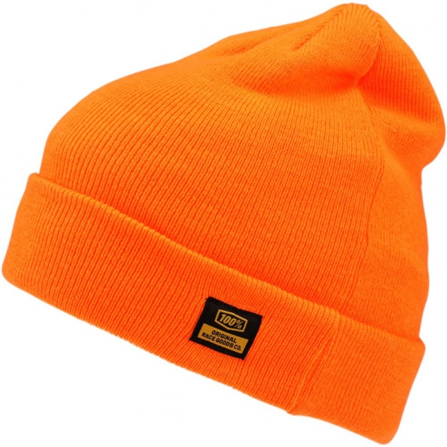 100% Beanie Mikkeli Orange 2018