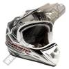 Pro Grip 3080 Splinter II Helmet white-titanium Sale