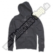 Fox Racing Steel Faith Zip Hoody schwarz SALE