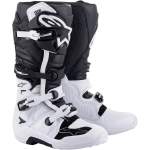 Alpinestars Tech 7 Boots White-Black 2021