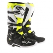 Alpinestars New Tech 7 Boots Black-White-Yellow Fluo 2017