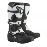 Alpinestars Tech 3 Boots Black-White 2018-2021
