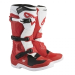Alpinestars Tech 3 Boots Red-White 2018-2019