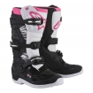 Alpinestars Women's Tech 3 Stella Stiefel Black-Pink-White