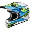 Shoei VFX-W Helm Turmoil TC-2 # SALE