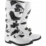 Alpinestars New Tech 5 Stiefel White-Black