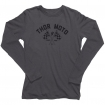 Thor Finish Line Thermal Long-Sleeve T-Shirt Charcoal 2015