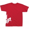 Thor Stacked T-Shirt Kids Red 2015