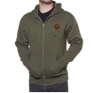 Thor Division Zip-Hoody Military Green 2015
