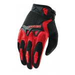 Thor Youth Spectrum Handschuhe Red Kids 2015-2018 # SALE